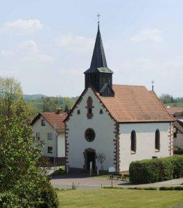 Kirche St. Odilia zu Silges